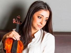 Gabriela Queiroz portal 270x202 - Orquestra Sinfônica da Paraíba se apresenta nesta quinta-feira com premiada violinista Gabriela Queiroz