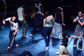 Jam 13 270x180 - Projeto Jampáh mostra improvisação de dança na Praça do Povo do Espaço Cultural