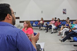 RicardoPuppe Reunião CEFOR portal 270x180 - Comissão do Provab e Mais Médicos promove oficina sobre interiorização de residências médicas