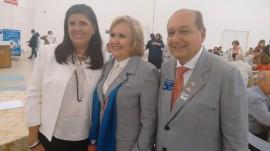 Rotary 2 270x151 - Lígia Feliciano prestigia posse do governador distrital do Rotary e ressalta parceria