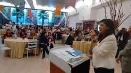 Rotary 270x151 - Lígia Feliciano prestigia posse do governador distrital do Rotary e ressalta parceria