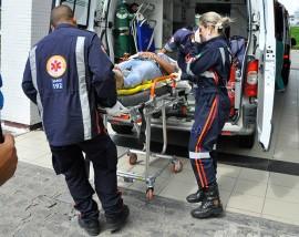 SIMULAÇÃO NO HOSPITAL DE EMÊRGENCIA E TRAUMA DE JP ORTILO 51Portal 270x214 - Acidentes de trânsito contabilizam mais de cinco mil entradas no Hospital de Trauma de João Pessoa