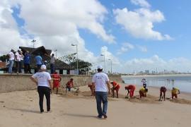 balneabilidade praias2 270x180 - Governo do Estado realiza ação conjunta para combater poluição nas praias de João Pessoa
