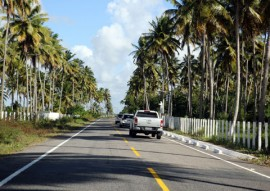 estrada de forte velho foto francisco fran a secom pb 18 270x191 - Caminhos da Paraíba: Ricardo inaugura a 100ª estrada e beneficia moradores de Santa Rita