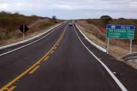 estrada sao domingo do cariri foto francisco frança secom pb 3 270x179 - Ricardo inaugura estrada que tira São Domingos do Cariri do isolamento asfáltico