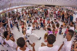 feirinha2 foto thercles silva portal 270x180 - Feirinha de Domingo anima o Espaço Cultural com variedades e atrações para crianças