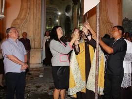 ligia novenario 270x202 - Lígia Feliciano é patronesse do novenário do Carmo em João Pessoa