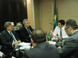 ministério integração2 270x200 - Ricardo discute liberação de recursos para obras hídricas no Ministério da Integração