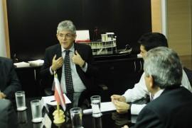 ministério integração3 270x181 - Ricardo discute liberação de recursos para obras hídricas no Ministério da Integração