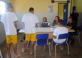 mutirao carcerario em santa rita 2 270x191 - Mutirão carcerário atende reclusos da Penitenciária Padrão de Santa Rita