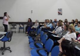 palestrante sandra sobreira 270x191 - Hemocentro da Paraíba inicia Curso de Formação de Avaliadores em parceria com o Ministério da Saúde