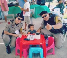 policia prevencao primaria do proerd 2 270x235 - Polícia Militar investe na prevenção primária e forma mais de 20 mil crianças com o Proerd este ano