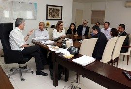 reuniao de governança foto francisco frança secom pb 1 270x183 - Ricardo discute ampliação do Escola Cidadã com institutos parceiros do projeto