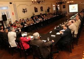reuniao monitoramento foto francisco frança secom pb 3 270x191 - Número de homicídios em João Pessoa cai 17% no primeiro semestre