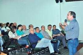 sedap palestra1 270x179 - Secretário da Agropecuária e da Pesca faz palestra no auditório da Asplan