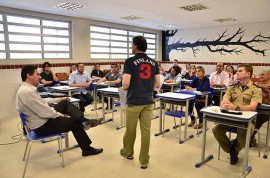 sergio cavalcanti SEE ascom 1 270x178 - Governo encerra I Fórum de Educação Profissional com oficinas e painéis
