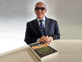 wilson aquino 270x202 - Advogado lança livro autobiográfico na Fundação Casa de José Américo