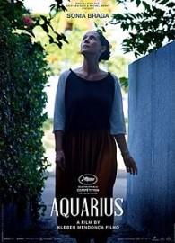 Aquarius filme 195x270 - Cine Banguê realiza sessão de lançamento de 'Aquarius' com presença de elenco paraibano
