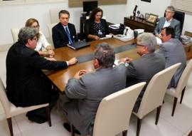 CEF foto francisco frança secom pb 5 1 270x191 - Ricardo discute parcerias com o presidente da Caixa Econômica Federal