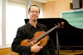 Gabriel Polycarpo 41 270x178 - Orquestra Sinfônica da Paraíba realiza 6º concerto oficial com participação do violista Gabriel Polycarpo