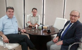 agenda com a fiep 2 270x166 - Governo articula agenda com Fiep para impulsionar desenvolvimento econômico da Paraíba