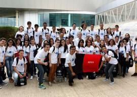 embarque dos alunos do gira mundo canada foto secom pb 7 270x191 - Ricardo participa de solenidade de embarque dos selecionados no Programa Gira Mundo para o Canadá