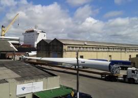 porto de cabedelo recebe pas eolicas e malte foto joselio carneiro 12 270x191 - Movimentação cresce e Porto de Cabedelo recebe pás eólicas de Singapura com destino ao RN