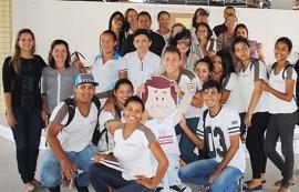 receita palestra em escola publica estadual foto divulgacao 6 270x173 - Alunos de Escola pública Estadual Daura Santiago participam de palestras com temática de educação fiscal