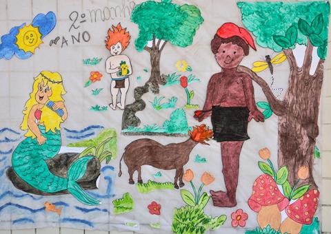 see escola est rita de miranda comemora dia do folclore foto Delmer Rodrigues (5)