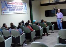 ses treinamento para setor de higienizacao hospitalar 2 270x191 - Hospital de Trauma de João Pessoa promove treinamento para colaboradores da higienização