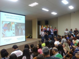 14329291 1170844856321248 1637520769 o 270x202 - Integrantes das delegações dos Jogos Escolares da Juventude discutem organização do evento