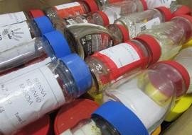 15 09 16 ses banco de leite recebe frascos do colegio geo 4 270x191 - Estudantes participam de campanha e doam dois mil frascos de vidro para Banco de Leite