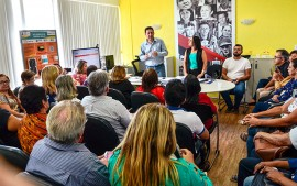 Delmer Rodrigues 1 270x169 - Programa Escuta nas Escolas reúne gestores de Campina Grande