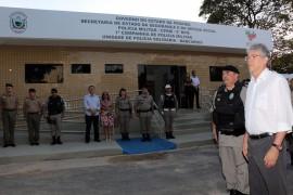 UPS dos bancarios foto francisco frança secom pb 1 270x180 - Ricardo inaugura Unidade de Polícia Solidária nos Bancários para atender cerca de 40 mil habitantes