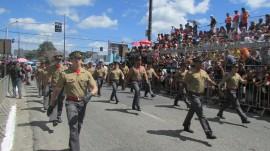 desfile bombeiros4 270x151 - Público elogia e aplaude Corpo de Bombeiros durante desfile de 7 de setembro