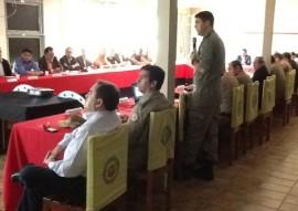 fundac reuniao de monitoramento dos gestores de seguranca e defesa social 3 270x191 - Presidente da Fundac participa de reunião de monitoramento dos gestores de segurança