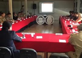 fundac reuniao de monitoramento dos gestores de seguranca e defesa social 41 270x191 - Presidente da Fundac participa de reunião de monitoramento dos gestores de segurança