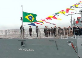 navio de patrulha araguari aberto para visitacao 11 270x191 - Marinha abre navio-patrulha Araguari à visitação no Porto de Cabedelo