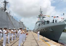 navio de patrulha araguari aberto para visitacao 3 270x191 - Marinha abre navio-patrulha Araguari à visitação no Porto de Cabedelo