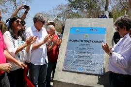 nova camara foto francisco frança secom pb 5 270x180 - Ricardo entrega Barragem Nova Camará beneficiando 225 mil habitantes