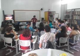 palestra Iphaep ceart 270x191 - Iphaep discute Educação Patrimonial com alunos e professores do Cearte