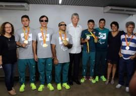 ricardo homenagem aos paralimpicos foto francisco franca 3 270x191 - Ricardo homenageia atletas paraibanos que participaram da Paralimpíada Rio 2016