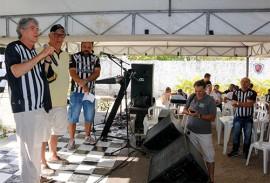 ricardo na sede botafogo foto walter rafael 4 270x183 - Ricardo prestigia evento em comemoração aos 85 anos do Botafogo