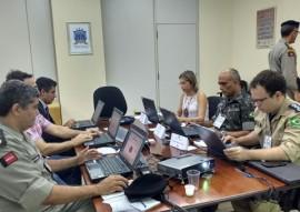 seds controle e monitoramento de ocorrencias eleitorais 2016 1 270x191 - Forças de Segurança da PB integram Centros de Comando e Controle e monitoram ocorrências eleitorais