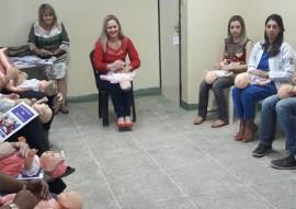 ses arlilnda maques promove capacitacao massagem 4 270x191 - Servidores do Hospital Arlinda Marques participam de capacitação sobre a massagem Shantala