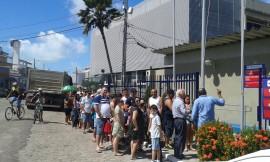 visita navio4 270x162 - Centenas de pessoas visitam rebocador da Marinha no Porto de Cabedelo