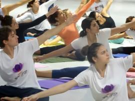 yoga aulão6 270x202 - Funesc e Espaço Arte Yoga realizam 'aulão' gratuito no Espaço Cultural