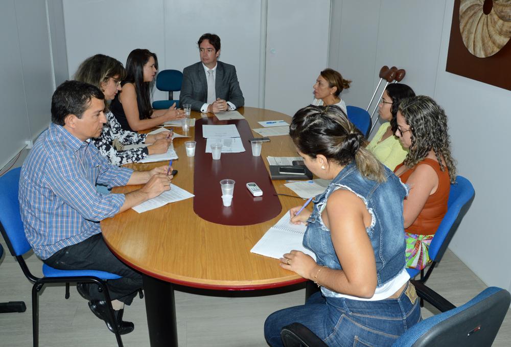 14-10-16 Reunião No Gabinete Foto-Alberto Machado (2)