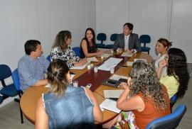 14 10 16 Reunião No Gabinete Foto Alberto Machado 3 270x182 - Governo do Estado assina termo de adesão de enfrentamento do trabalho escravo na Paraíba