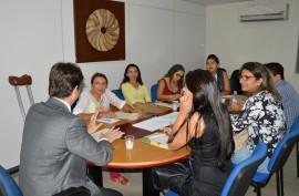 14 10 16 Reunião No Gabinete Foto Alberto Machado 5 270x177 - Governo do Estado assina termo de adesão de enfrentamento do trabalho escravo na Paraíba
